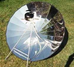 Antenas Parab 243 Licas Y Hornos Solares El Rinc 243 N De La Ciencia