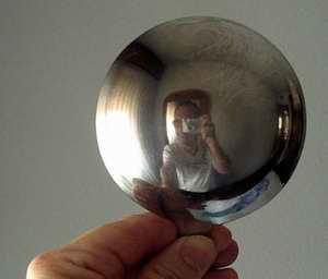 Experimenta con espejos esf ricos for Espejo que no invierte la imagen