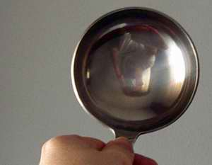 Experimenta con espejos esf ricos for Espejos redondos en la pared